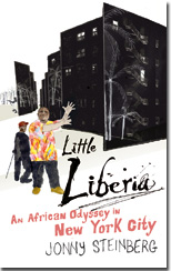 Little Liberia cover Jonathan Cape