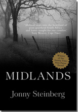 Midlands cover Jonathan Ball Publishers Second Imprint