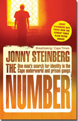 The Number cover Jonathan Ball Publishers Second Imprint